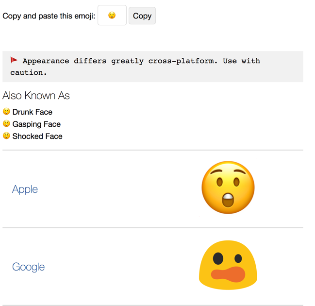 Email Emojis are awesome
